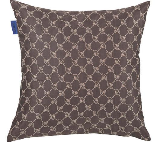 ZIERKISSEN 50/50 cm  - Braun, Basics, Textil (50/50cm) - Joop!