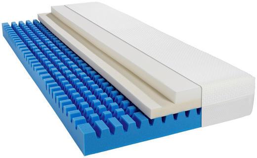 Viscoschaumkern Matratze 120/200 cm - Basics, Textil (120/200cm) - Silence by Bico