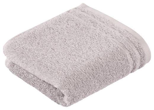 GÄSTETUCH Hellgrau 30/50 cm - Hellgrau, Basics, Textil (30/50cm) - Vossen