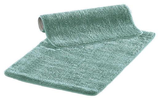 BADEMATTE  Mintgrün - Mintgrün, Kunststoff/Textil - Esposa