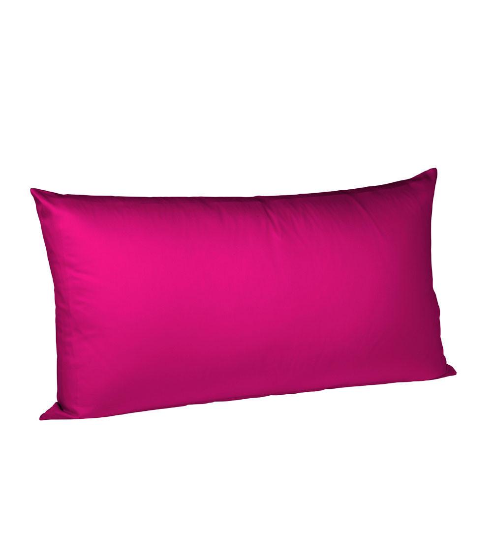 KISSENHÜLLE Pink 40/80 cm - Pink, Basics, Textil (40/80cm) - FLEURESSE