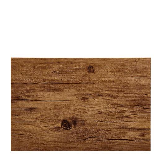 4-TEILIGES TISCHSET - Hellbraun, KONVENTIONELL, Kunststoff (45/30cm)