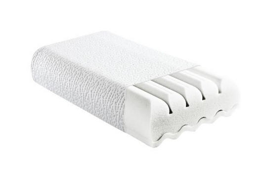 NACKENSTÜTZKISSEN  60/31 cm - Weiß, Basics, Textil (60/31cm)