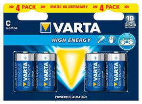 BATTERI - Basics (15/17.4/13.2cm) - Varta