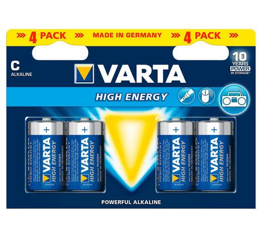 BATTERIE - Basics (15/17.4/13.2cm) - Varta