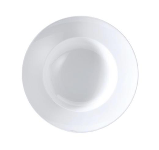 PASTATELLER Keramik Porzellan - Weiß, Basics, Keramik (30cm) - Seltmann Weiden