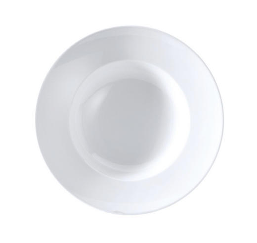 PASTATELLER Porzellan - Weiß, Basics (30cm) - SELTMANN WEIDEN