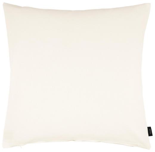 KISSENHÜLLE - Weiß, Basics, Textil (60/60/cm) - Novel