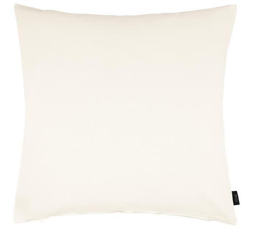KISSENHÜLLE - Weiß, Basics, Textil (60/60cm) - Novel