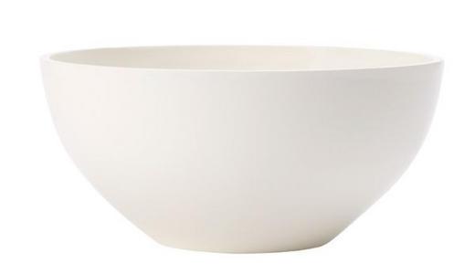 SCHÜSSEL 28 cm - Weiß, KONVENTIONELL, Keramik (28cm) - Villeroy & Boch