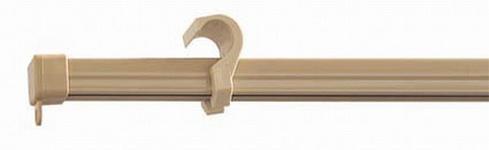 STORESCHIENE 112 cm  - Beige, KONVENTIONELL, Metall (112cm) - Homeware