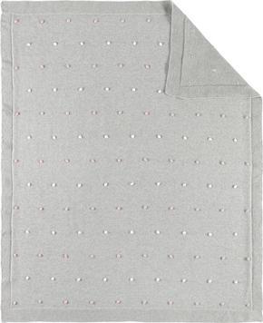 MYSFILT - grå/rosa, Basics, textil (80/100cm) - Patinio