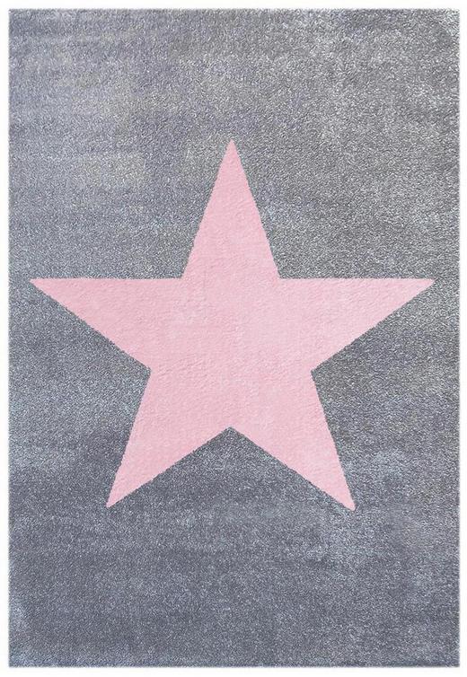 KINDERTEPPICH  100/160 cm  Silberfarben - Silberfarben, Textil (100/160cm)