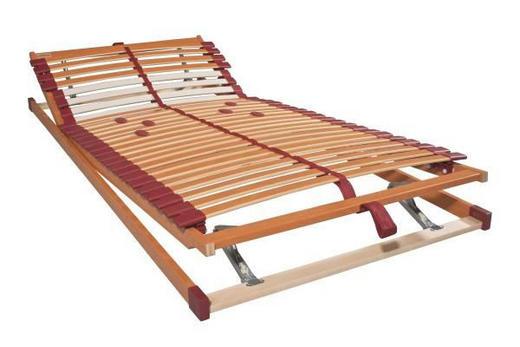 LATTENROST 90/200 cm - Beige/Braun, Basics, Holz (90/200cm) - Sembella