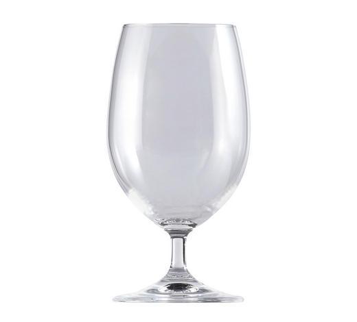 WASSERGLAS 270 ml  - Klar, KONVENTIONELL, Glas (7,95/15,25cm) - Leonardo