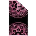 STRANDTUCH 90/180 cm Rot  - Rot, KONVENTIONELL, Textil (90/180cm) - Esposa