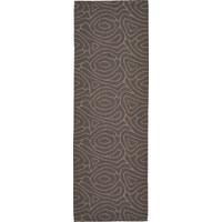 TISCHLÄUFER - Braun/Grau, Design, Textil