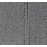 ROZKLÁDACÍ POHOVKA, šedá, textilie, - šedá/černá, Moderní, dřevo/textilie (204/88/89cm) - Carryhome