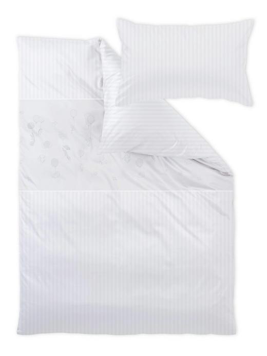 Curt Bauer Babybettwäsche - Weiß, Basics, Textil (100/135cm)