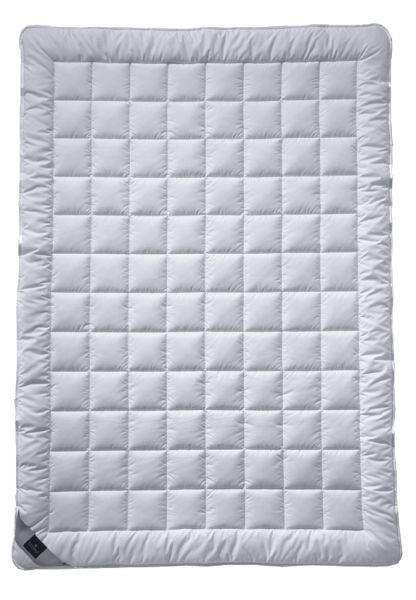 POLETNA PREŠITA ODEJA SARI S - bela, Konvencionalno, tekstil (140/220cm) - Billerbeck