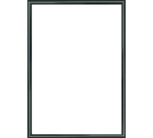 BILDERRAHMEN in Schwarz - Schwarz, Basics, Glas/Kunststoff (41/31/1.75cm)