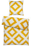 BETTWÄSCHE Biber Orange 135/200 cm  - Orange, Design, Textil (135/200cm) - Novel