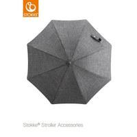 SENČNIK ZA OTROŠKI VOZIČEK - temno siva/črna, Basics, kovina/umetna masa (71/74cm) - Stokke