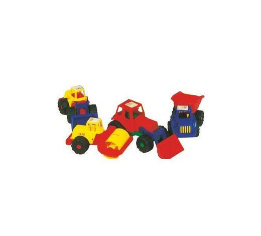 AUTÍČKO - HRAČKA - vícebarevná, Basics, umělá hmota (25cm)
