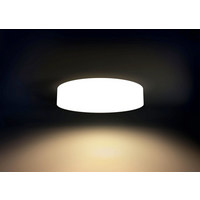 LED-Deckenleuchte HUE FAIR - Weiß, Design, Metall (44,4/9,9/44,4cm) - Philips