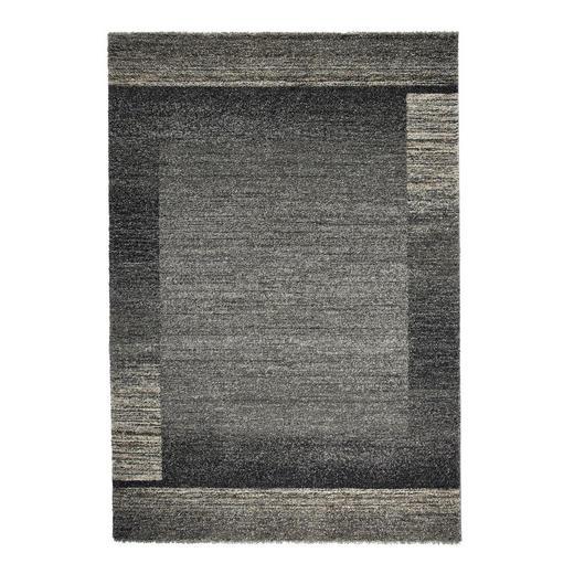 WEBTEPPICH  67/130 cm  Grau - Grau, LIFESTYLE, Textil (67/130cm) - Novel