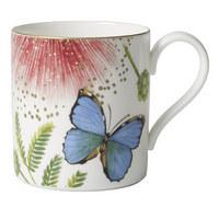 KAFFEETASSE - Multicolor/Weiß, Basics, Keramik (0,21l) - Villeroy & Boch