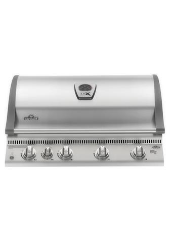 PLINSKI ŽAR BILEX605RSIBPSS-CE - srebrna, Konvencionalno, kovina (91/57/63cm) - Napoleon