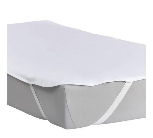 MATRATZENSCHONER - Weiß, Basics, Textil (120/200cm) - Sleeptex