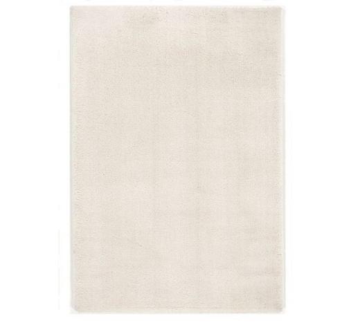 WEBTEPPICH  80/150 cm  Creme   - Creme, Basics, Textil (80/150cm) - Novel