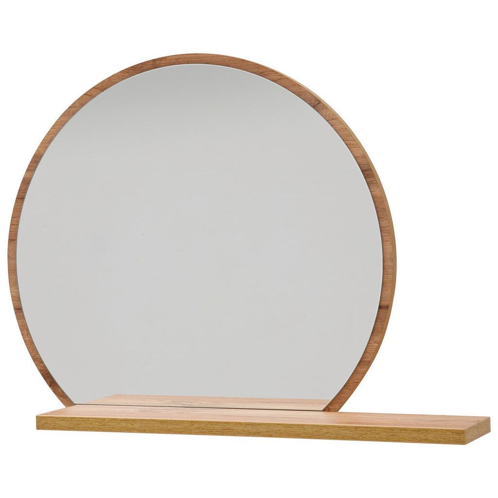XXXLutz Wandspiegel eichefarben
