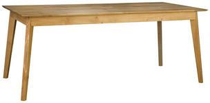 ESSTISCH in Holz 190/90/75 cm - Eichefarben, KONVENTIONELL, Holz (190/90/75cm) - Landscape