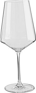 ROTWEINGLAS - Transparent, Design, Glas (10,50/25,50/10,50cm) - LEONARDO