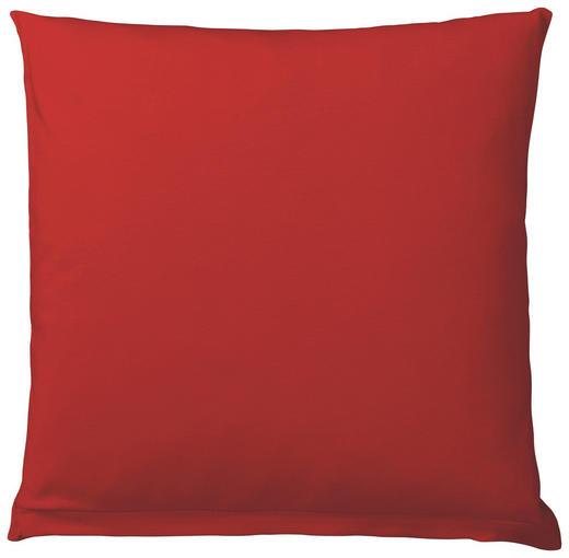 KISSENHÜLLE Rot 80/80 cm - Rot, Basics, Textil (80/80cm) - Schlafgut