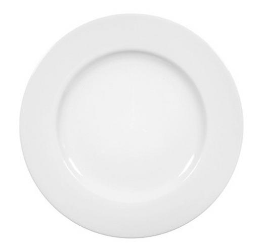 SPEISETELLER Keramik Porzellan - Weiß, Basics, Keramik (30cm) - Seltmann Weiden