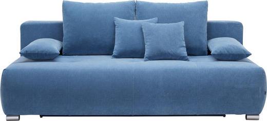 Schlafsofa Blau schlafsofa in blau textil kaufen xxxlutz
