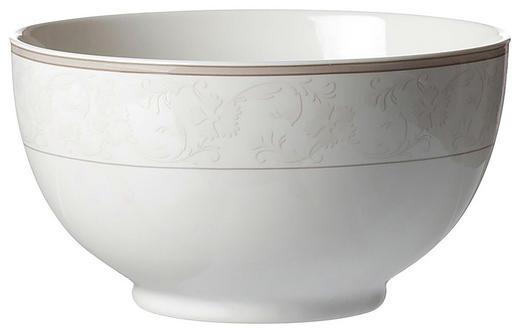MÜSLISCHALE - Beige, Basics, Keramik (15/15/8cm) - Ritzenhoff Breker