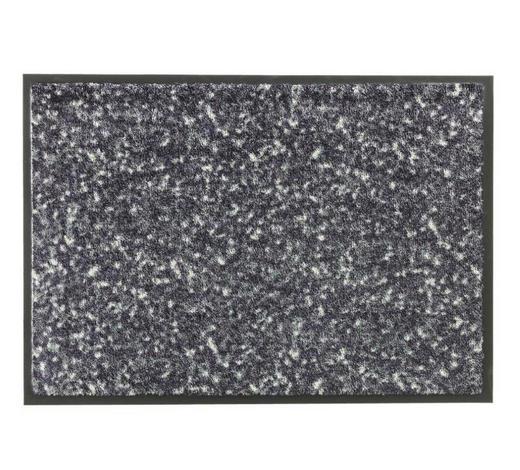 FUßMATTE 67/100 cm - Anthrazit/Grau, KONVENTIONELL, Textil (67/100cm) - Schöner Wohnen