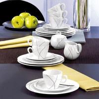 UNTERTASSE - Weiß, Basics, Keramik (17,5cm) - Seltmann Weiden