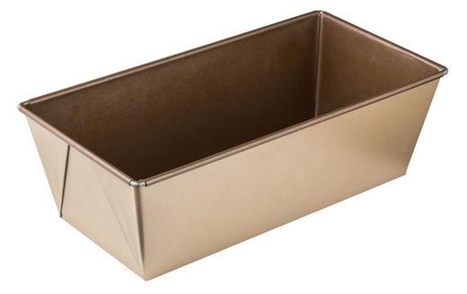 KASTENFORM - Goldfarben, Metall (31/16/10cm)