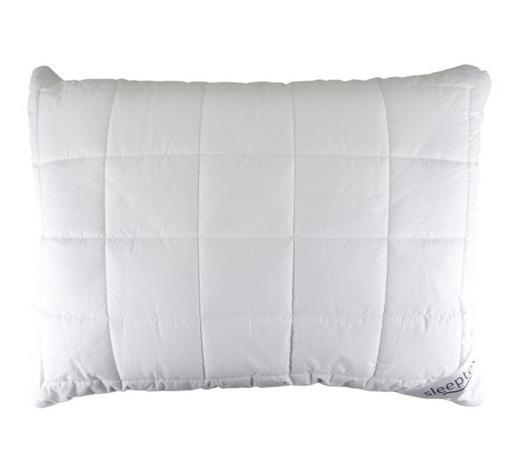 JASTUK - bijela, Konvencionalno, tekstil (60/80cm) - Sleeptex