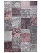 VINTAGE-TEPPICH  155/230 cm  Rosa   - Rosa, Textil (155/230cm) - Novel