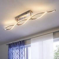 LED-DECKENLEUCHTE - Design, Metall (110/8/15,6cm)