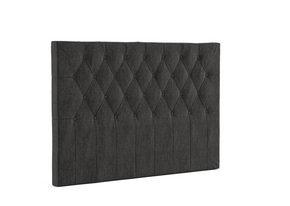 AIRBREEZE KNAPPAD GAVEL - svart, Klassisk, trä/textil (180/125cm)