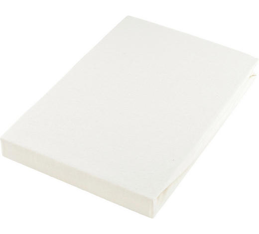 SPANNLEINTUCH 100/200 cm  - Creme, Basics, Textil (100/200cm) - Boxxx