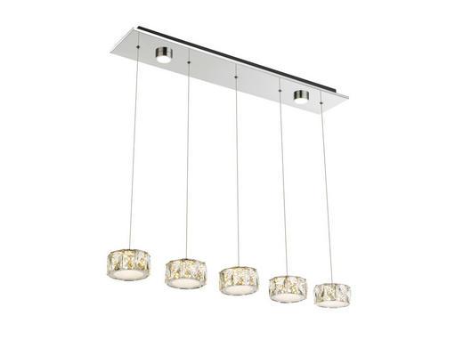 LED-HÄNGELEUCHTE - Design, Kunststoff/Metall (82/16/120cm)